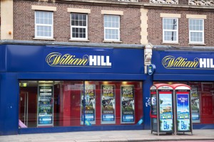 William Hill-butik i London